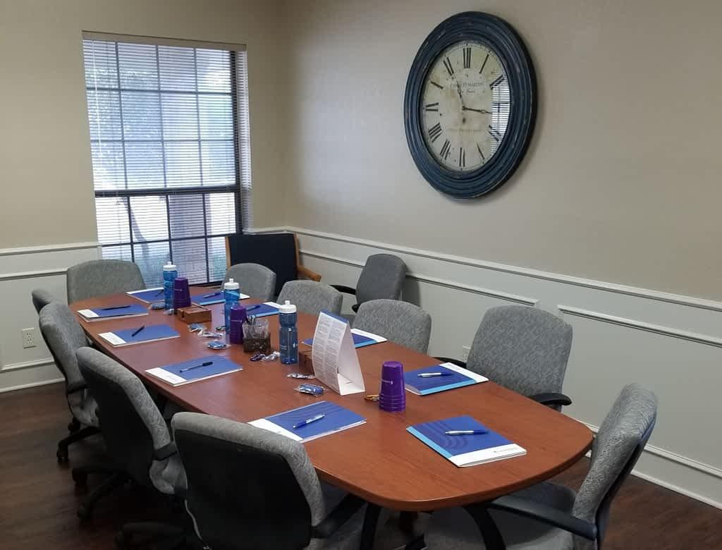 Ashford Insurance Meeting Room