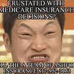 Medicare Frustration