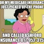 Called Sonia Ashfod