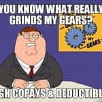 Medicare Grinds my Gears