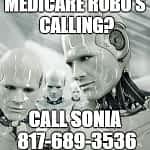 Medicare Robo Calls