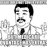 Medicare Only Covers Some