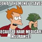 Medicare Money Saved