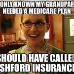 Grandparents Need Medicare Insurance
