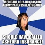 Medicare Only Pays What?