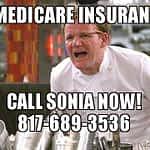 No Medicare Insurance!
