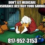 Savings Destroyed