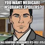 Medicare Spoilers